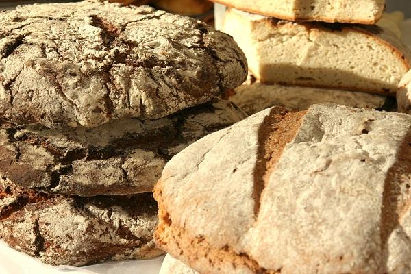 Weihnachtsmarkt Spanien Brot