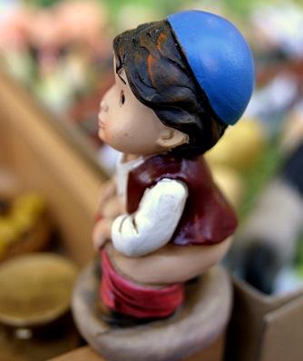 Weihnachtsmarkt Spanien Caganer