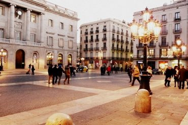 Barri Gòtic - das ganz alte Barcelona 28