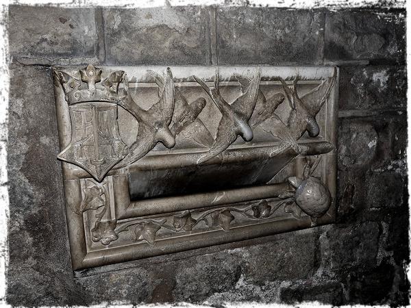 Barcelona Briefkasten Arxiu de la Corona d'Aragó Barri gòtic