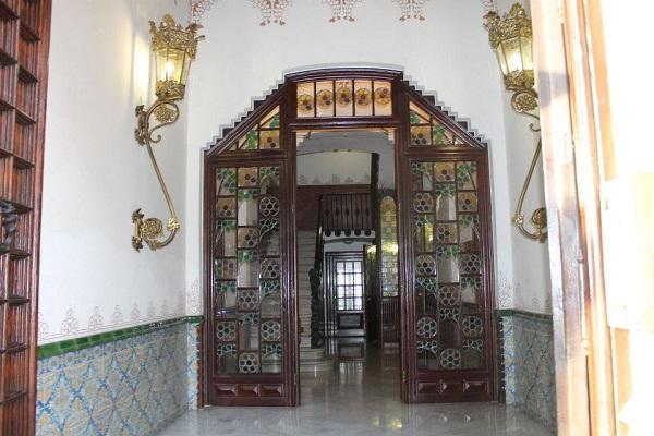 Barcelona Modernisme Casa Punxes