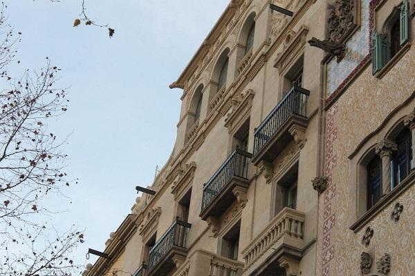 Barcelona Modernisme Lleo Morera