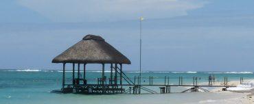 Der Strand ist für alle da - auf Mauritius 10