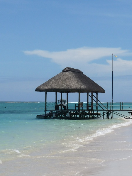 Mauritius Strand tamarin-flic-en-flac
