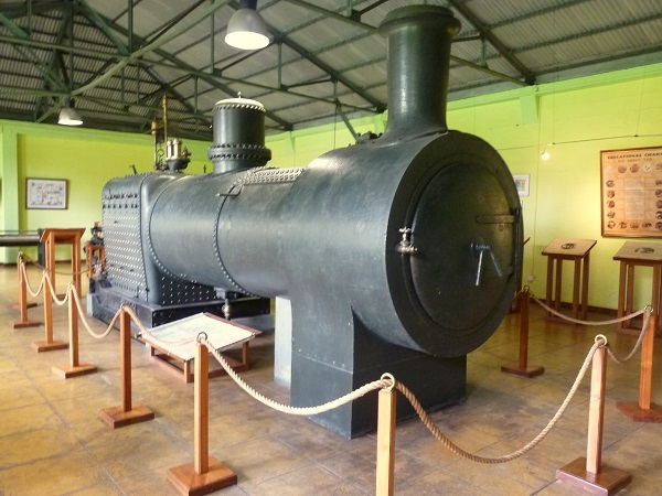 Mauritius Bois Cheri Tee Museum
