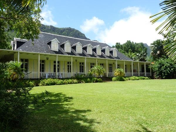 Mauritius Kolonialhaus Eureka