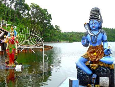 Der Heilige See der Hindus: Grand Bassin, Ganga Talao 1