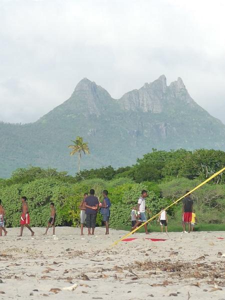 Mauritius Public Beach