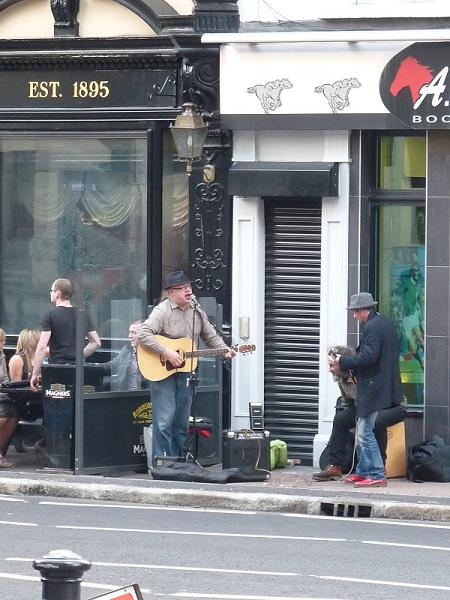 Belfast Musiker
