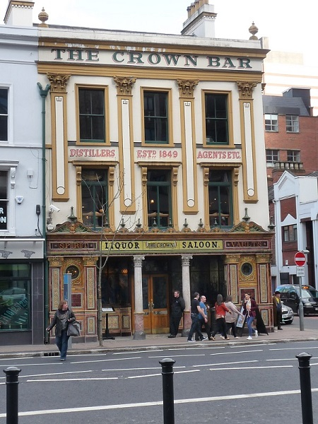 The Crown Belfast Pub