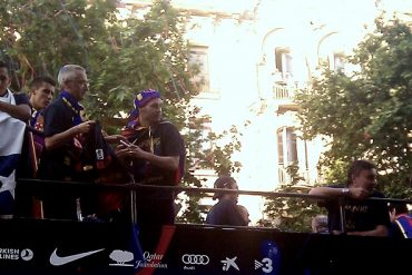 Barça -  Barcelona und Fußball 6