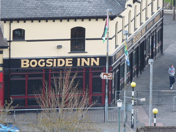 bogside  Derry / Londonderry