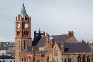 Derry /Londonderry -  Stroke City 11