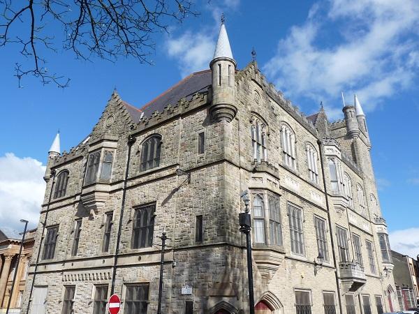 Altstadt Derry / Londonderry
