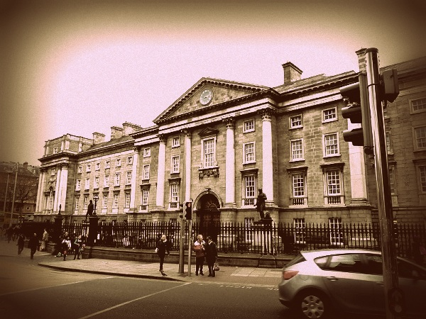 Dublin Trinity Collage