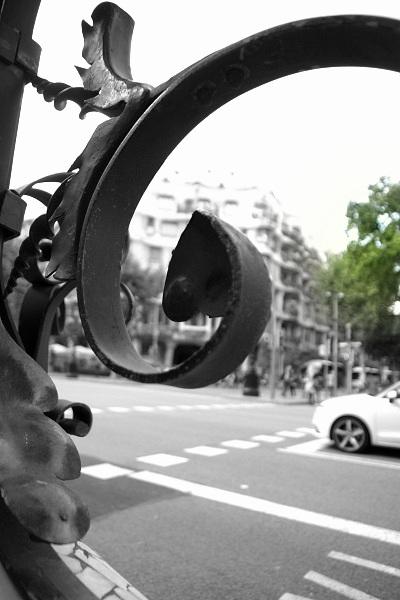 Fotoreise Barcelona Frau Schmitt
