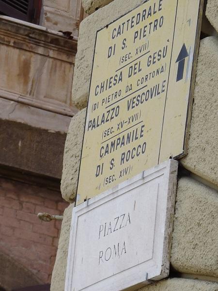 Frascati Piazza Roma