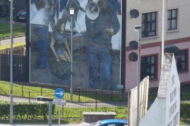 Derry /Londonderry -  Stroke City 2