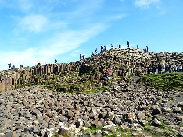 Giant's Causeway Nordirland Antrim