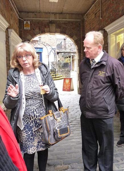 Martin Mc Crossan walking-tours   Derry / Londonderry