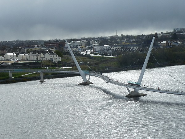 Peace Bridge  Derry / Londonderry