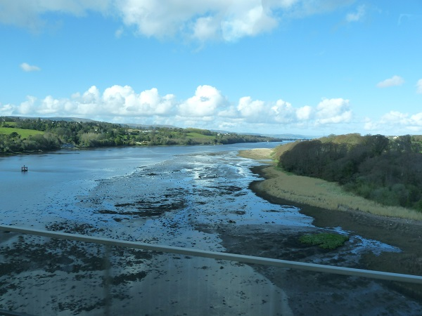 River Foyle Derry-londonderry