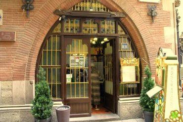 Els 4 Gats - Treffpunkt der Modernisten in Barcelona 12