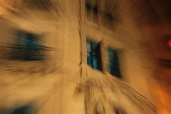 Foto-Workshop Barcelona-Bild 3 Hausfront_strahlend Blau