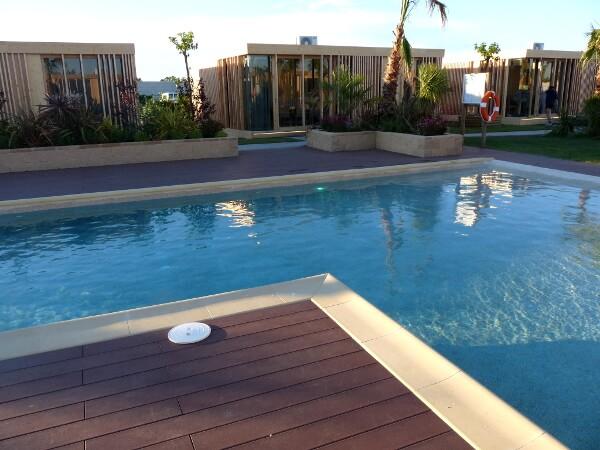 Pool Campingplatz Ballena Alegre
