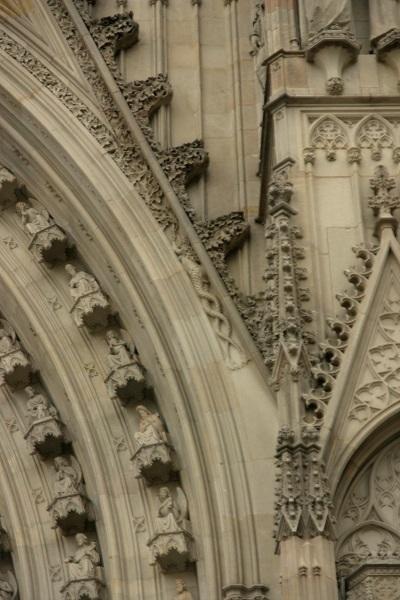 Kathedrale Barcelona Secrets de Barcelona Stadtführung