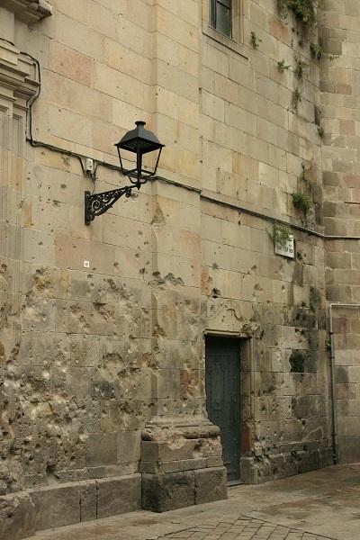 Barcelona Secrets de Barcelona Stadtführung Felipe Neri