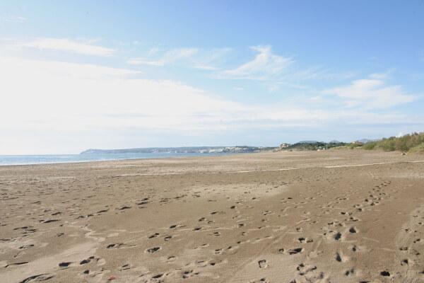breiter Strand Camping la ballena alegre Costa brava