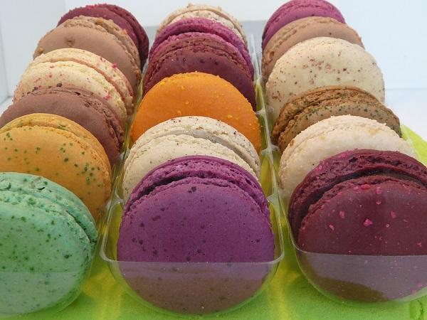 französisch-macarons