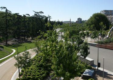 Manzanares - ein grüner Gürtel für Madrid 3