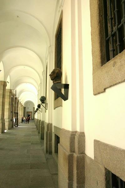 Museum Reina Sofia Madrid Thomas Schütte wichte