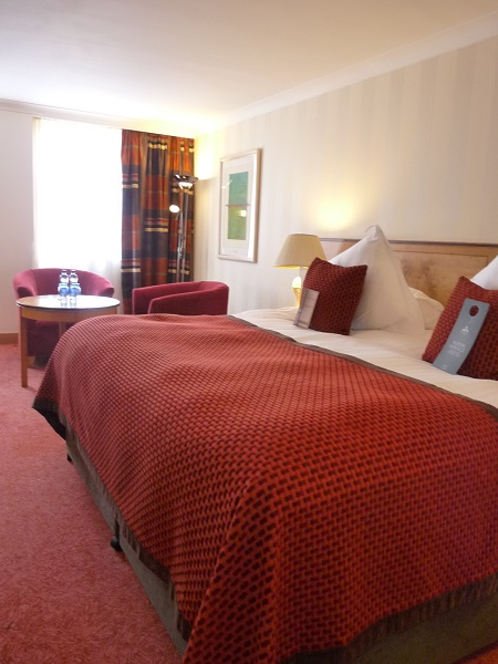 Belfast Hotel Europa