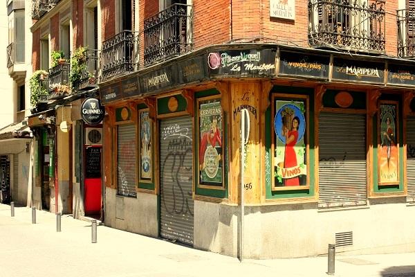Madrid Las Letras, Los Huertas