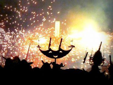 Correfoc - Tanz der Feuerteufel 12