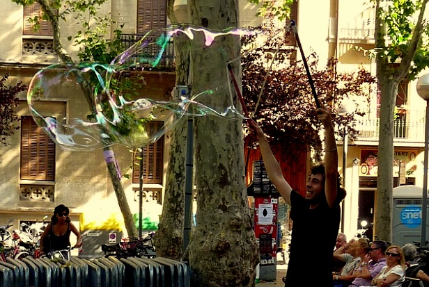 Barcelona Fiestas de Gracia