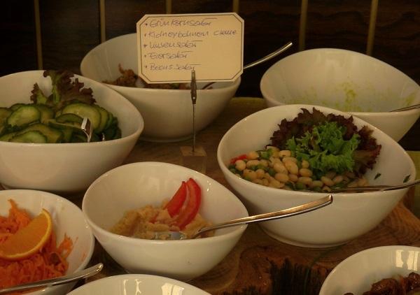 Berlin Tour Kulinarisch Veganes Restaurant