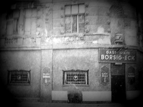 Honigmond Borsig Eck- Kneipe Berlin