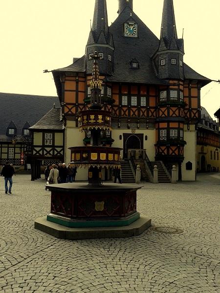 Harz-Wernigerode Altstadt