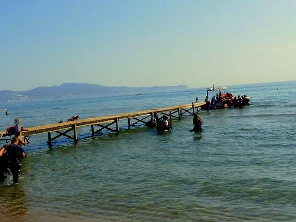 Tauchen Costa Brava Scuba Diving