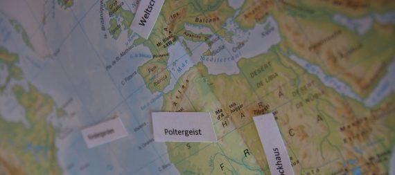 Deutsche Wörter gehen auf die Reise 3