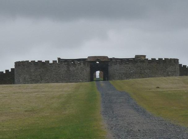 Mussenden Temple Nordirland Antrim