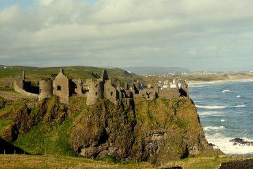 Das verwunschene Dunluce Castle  16