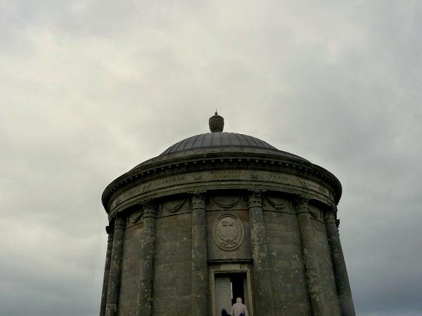 Mussenden Temple Antrim Nordirland