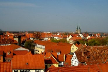 Quedlinburg- Mit dem Wohnmobil durch den Harz 9