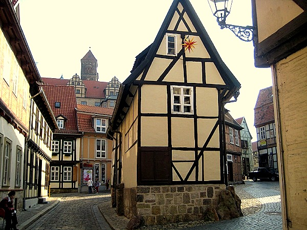 Quedlinburg Wohnmobil im Harz