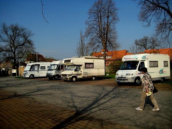 Quedlinburg Wohnmobilstellplatz